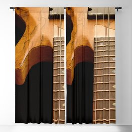 Music is a Moral Law Blackout Curtain