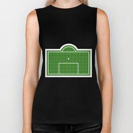 Football Penalty Area Biker Tank