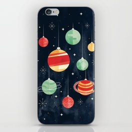 Joy to the Universe iPhone Skin