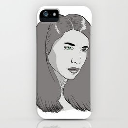 Spring - 50% Undiscovered Science iPhone Case