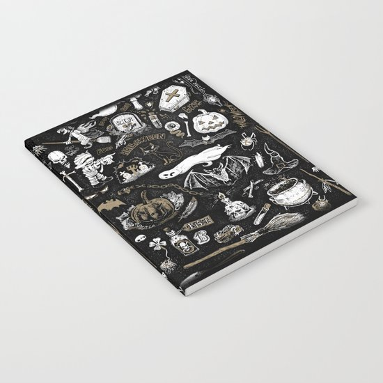 Witchcraft Notebook