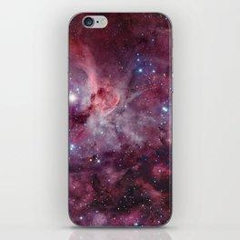 Carina Nebula of the Milky Way Galaxy iPhone Skin
