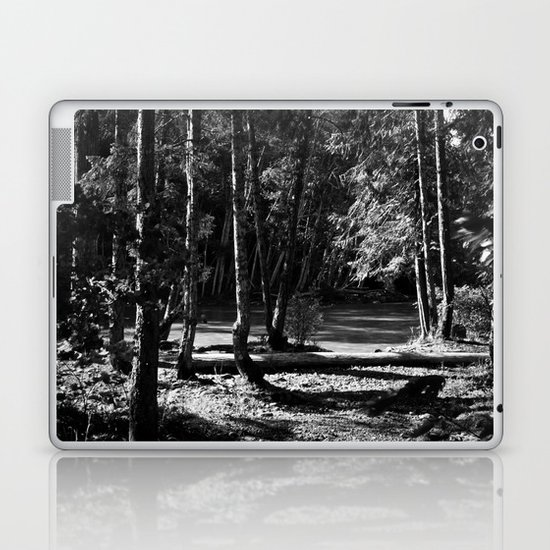 Down by the River Laptop & iPad Skin