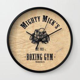 Mighty Micks Wall Clock