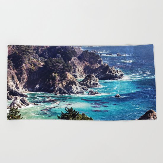 I Know This Much Is True Beach Towel