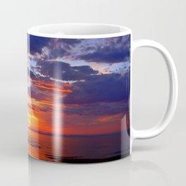 Between Sky and Earth Coffee Mug