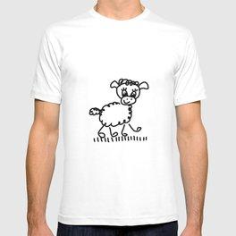 Funny Little Sheep T-shirt