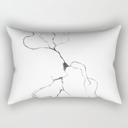 death star 02 Rectangular Pillow
