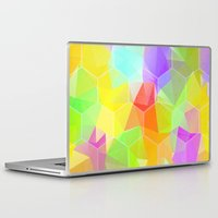 party Laptop & iPad Skins featuring Party by Alexandre Reis