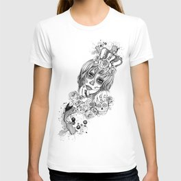 Sugar Skull Queen T-shirt