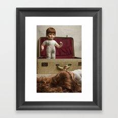 The Dolls Framed Art Print