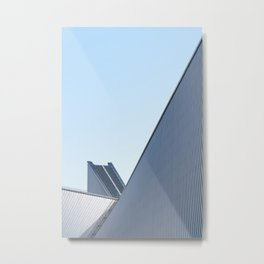 St. Mary's Cathedral in Tokyo Metal Print