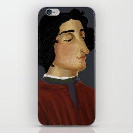 Giuliano De' Medici iPhone Skin