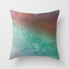 Blood On The Leaves Throw Pillow