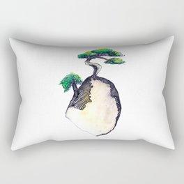 floating island Rectangular Pillow