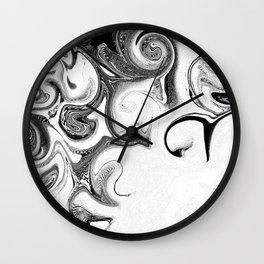 Shiver Wall Clock