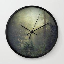 secret domaim Wall Clock