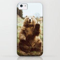 Hi Bear iPhone 5c Slim Case