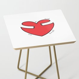 Love Yourself... Side Table