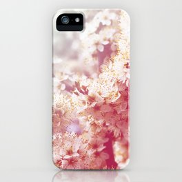 *Pinklight - Hawthorn iPhone Case