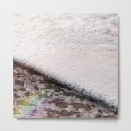 Lucky rainbow Metal Print