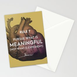 Rule 7 Stationery Cards