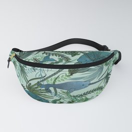 Narwhals Fanny Pack