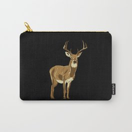 Wild And Free Hunter Outfit Design Carry-All Pouch