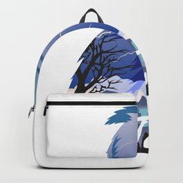 Owl Night Is My Time Backpack
