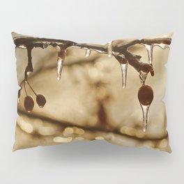 December Ice Pillow Sham