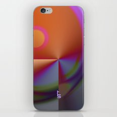 Graphical Expression IV iPhone & iPod Skin