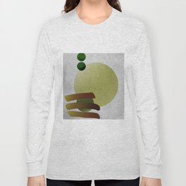 CAGED PEA Long Sleeve T-shirt