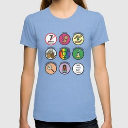 7 Banned Words T-shirt