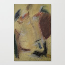 Klooster Series: Male Nude #33 Canvas Print