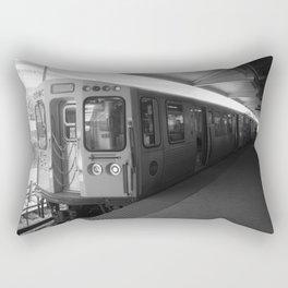 The EL Rectangular Pillow