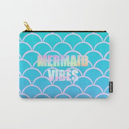 Mermaid Vibes Carry-All Pouch