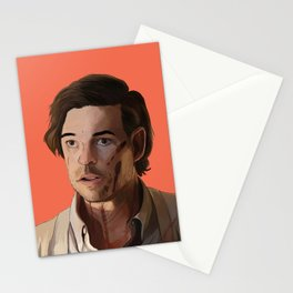 minor mending Stationery Cards