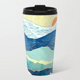 Winter Afternoon Travel Mug
