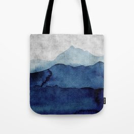 Water color landscape  Tote Bag