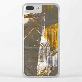 Dasks Clear iPhone Case