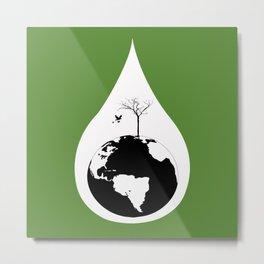 Earth Day 2015 Metal Print