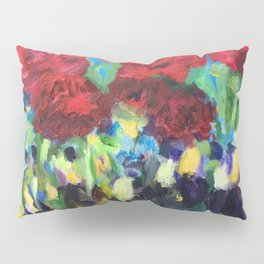 Harmony of Roses Pillow Sham