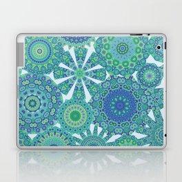 Millefiori Karma-Oceania colorway Laptop & iPad Skin