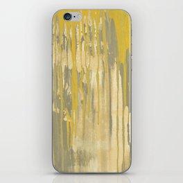 sunshine rain iPhone Skin