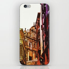 the little Macau from the LOVE ROAD iPhone Skin