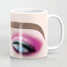 Barbie Make-Up Eyeshadow Coffee Mug