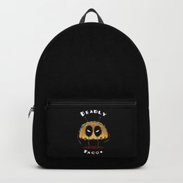 Deadly Tacos Backpack