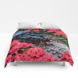 Choo Choo Comforters