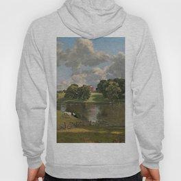 John Constable Wivenhoe Park, Essex 1816 Painting Hoody