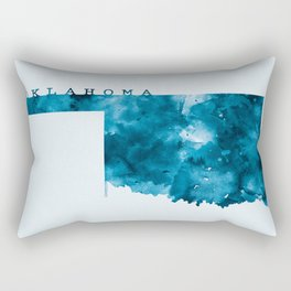 Oklahoma Rectangular Pillow